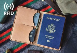 Passport Security Wallet to Protect Your RFID-Enabled Passport Against Hacking