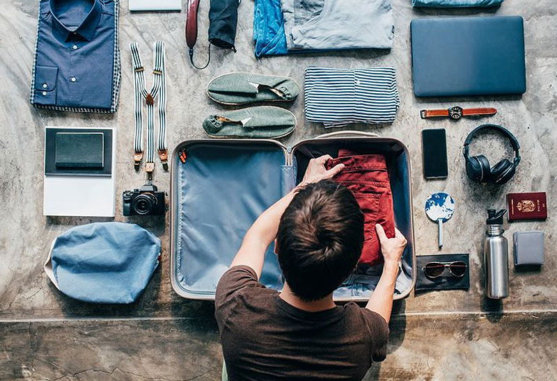 Essential International Travel Gears