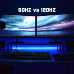 Difference between 60Hz and 120Hz Monitor