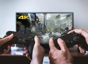 best 4k gaming tv