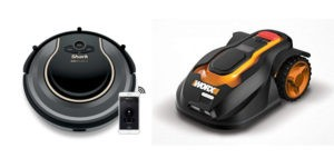 robotic home cleaning system