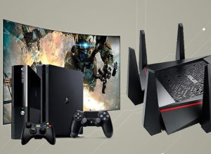 top gaming router