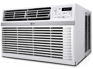 LG LW8016ER Window-Mounted AIR Conditioner with Remote Control