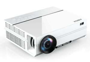 ABOX A6 Projector Portable Home Theater
